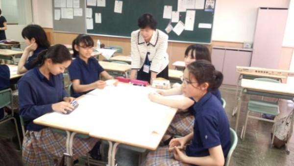 2014年6月10日品川女子学院01