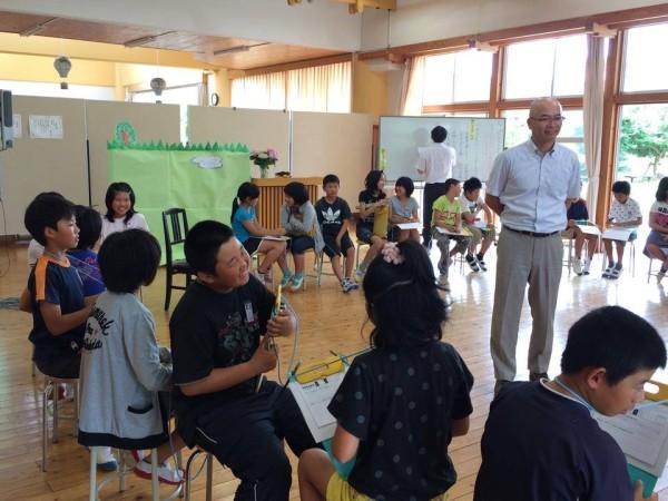 2014年6月19日佐賀県武雄市武内小学校05