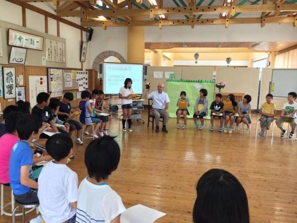 2014年6月19日佐賀県武雄市武内小学校07