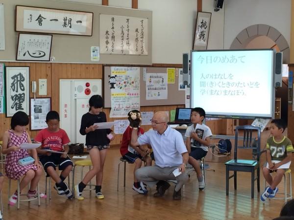 2014年6月19日佐賀県武雄市武内小学校08